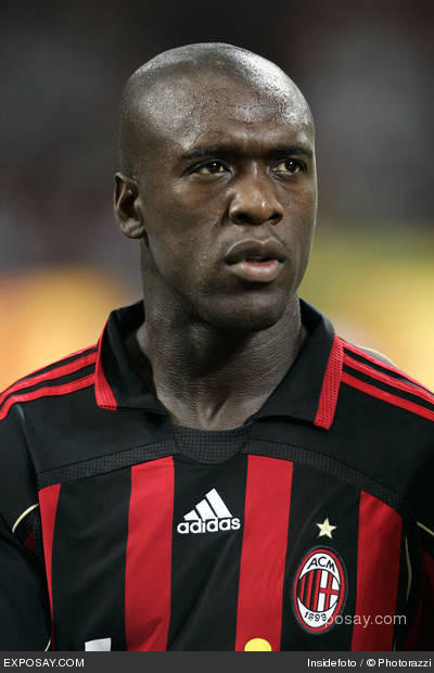 Clarence Seedorf earned a  million dollar salary - leaving the net worth at 5.7 million in 2018