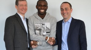 Bolton Player, Fabrice Muamba discharged from hospital