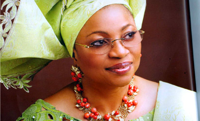 Give Way Oprah: Nigerian Oil Tycoon Alakija, Becomes Richest Black Woman