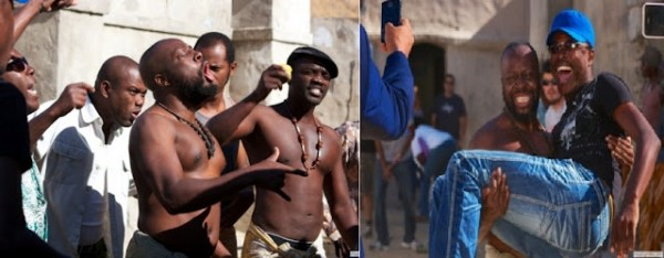 Akon And Wyclef Jean Get Starring Role In Jeta Amata's New Movie