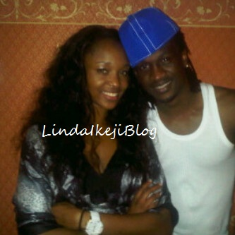 Who is paul of p square dating confirm