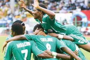 AWC 2012: Super Falcons Return Empty Handed As Hosts Are Crowned Champions