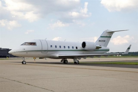 Inside Pictures of Pastor Oritsejafor's Private Jet