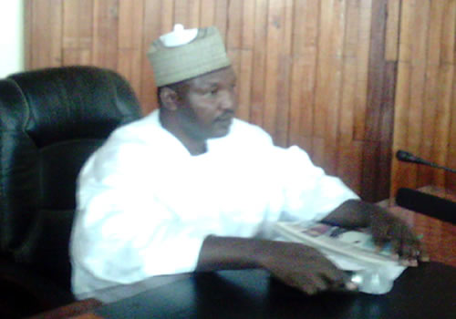 SPEAKER KOGI STATE HOUSE OF ASSEMBLY: LAWAL MOMOH JIMOH