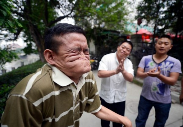 Photos: Man Who Makes Ugliest Face In The World Wins ...