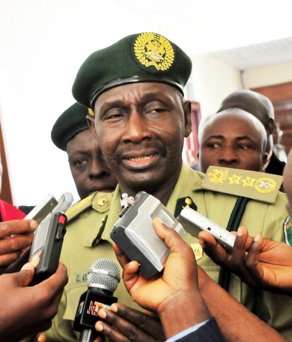 Prisons Comptroller-General Absolves Officials Of Blame In Warders' Ambush