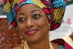 LATE DEPUTY GOVERNOR OF EKITI STATE, MRS. FUNMILAYO OLAYINKA