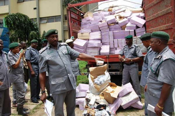 Image result for nIGERIA Customs service