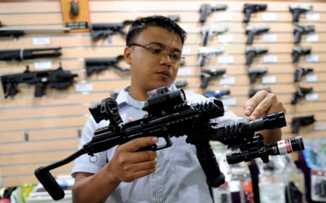 Millions Of Unlicensed Guns In Philippines As Black Market
