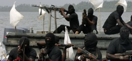 Police Recover Machine Gun, Rifles From Sea Pirates In Rivers