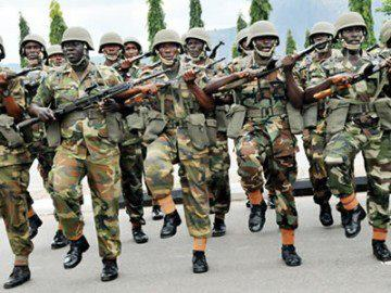Soldiers deployment to ensure order – FG