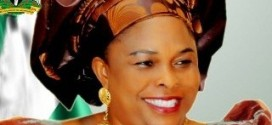 Patience Jonathan Hosts Last Children's Day Party In Office