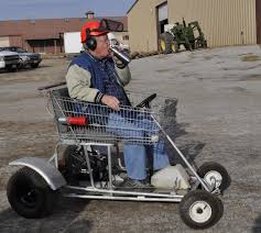 Man Charged For Allegedly Driving Motorized Shopping Cart While Drunk Information Nigeria