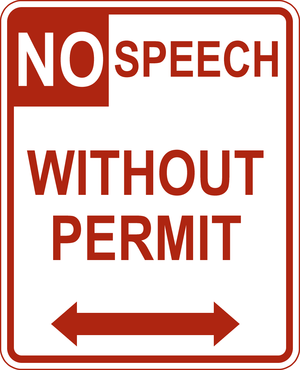 information on freedom of speech Information about freedom of speech in australia, including our freedom to criticise the government without fear, the lack of explicit protection in the constitution and what is not considered acceptable speech.