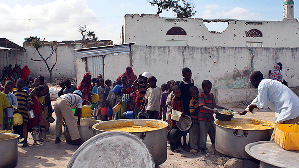 Image result for photos of free feeding in Nigeria