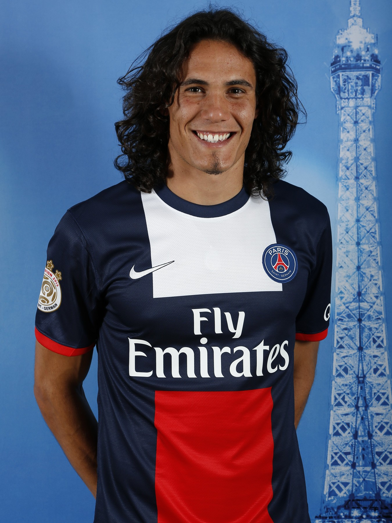 El Matador Cavani Joins Psg For A Record Transfer Fee