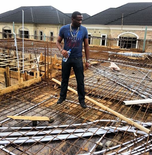 Started From The Bottom P Square S Square Ville Mansion