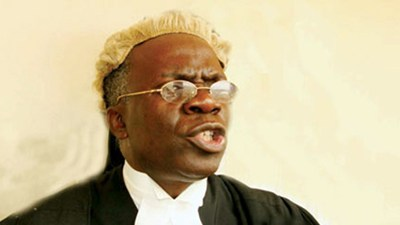 Mutiny: You Cannot Kill 54 Soldiers For Refusing To Commit Suicide – Falana