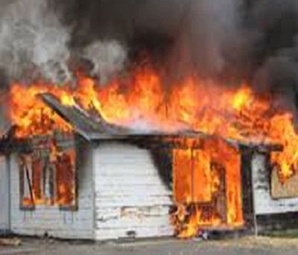 Tragedy family of seven burnt to death in benue for Facts about house fires