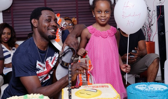 Photos From Comedian Ay S Surprise Birthday Party