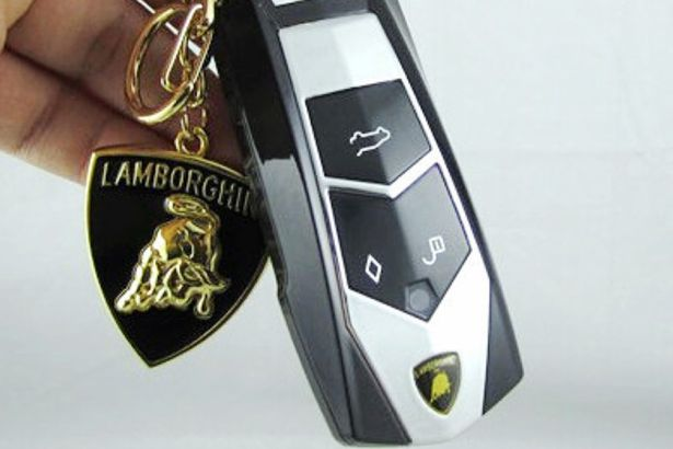 Tiny Mobile Phones That Look Like Car Key Fobs Being Smuggled Into Jails Prison Officers Fear