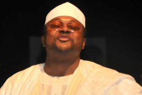 Otunba Mike Adenuga: Special Guest of Honour, Nigeria vs Malawi at the UJ Esuene Stadium Calabar.
