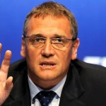 Jerome Valcke Says Baribote's Petition of NFF on NPL is Beyond Its Jurisdictions.