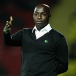Samson Siasia is Looking to Qualify Nigeria for the Men's Football Tournaments of Both the 2015 All-Africa Games and the 2016 Rio Olympics. Image: Getty.