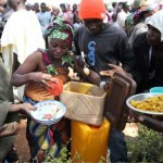 file photo: IDPs at a camp in Plateau State