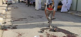 Bomb attack in Kirkuk, Iraq