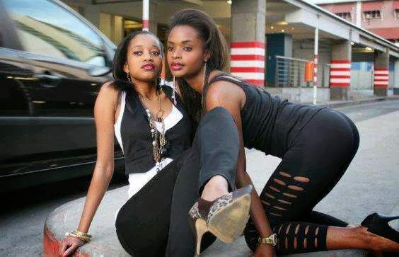 Bba Dillish And Maria Hosted By Gov Adams Oshiomhole In