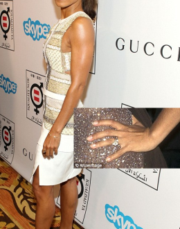 Jada Pinkett Makes Public Appearance Without Her Wedding Ring