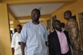 ABDULLAHI ALAO IN COURT