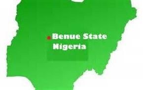 Benue map