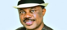 Obiano donates salary to less privileged in Anambra