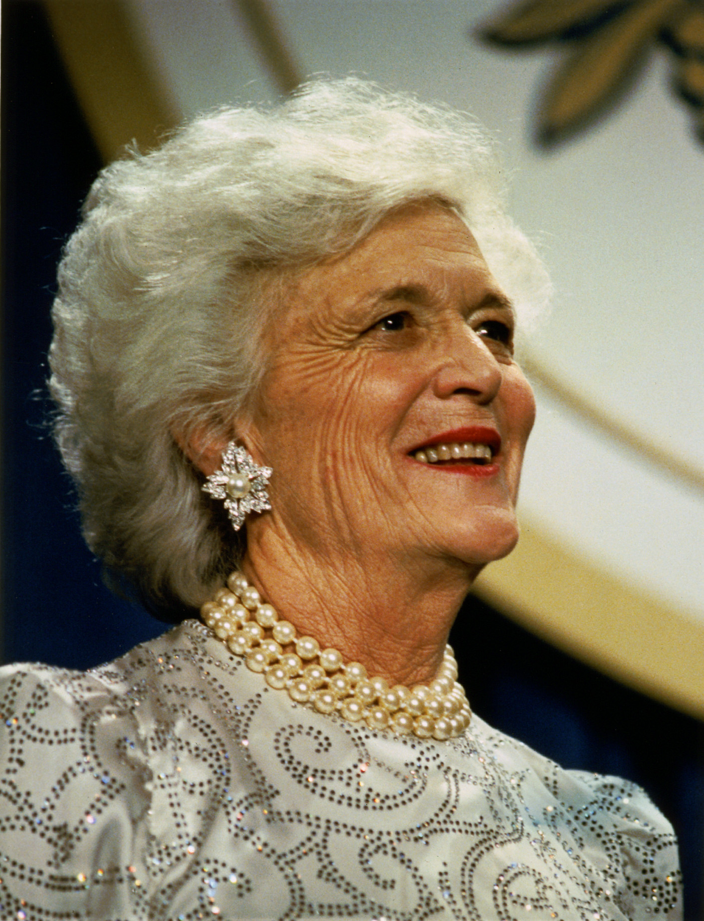 Former Us First Lady Barbara Bush Hospitalized
