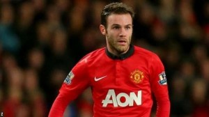 Manchester United Midfielder, Juan Mata, Surprised To Learn Of This Record