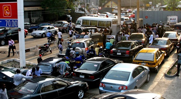 NNPC Blames Panic Buying, Hoarding For Fuel Scarcity