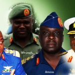 new service chiefs