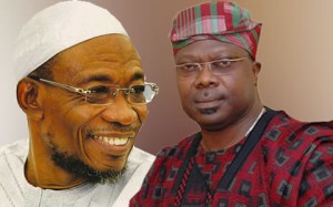 Omisore lost to Gov Rauf Aregbesola at the August 9 election in Osun State