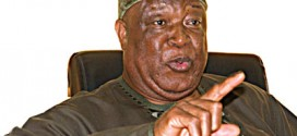 2015: I'm Not At Daggers Drawn With Suswam Over PDP Ticket – Gemade