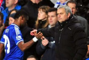 Samuel Eto'O Says He is Less Concerned About Mourinho's Private Joke.