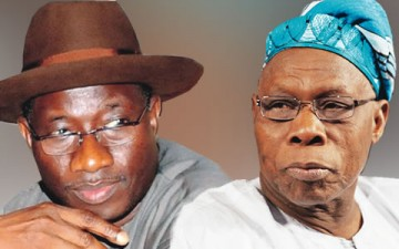 Obasanjo Exposes The Promise Jonathan Made Over 2nd Term Bid - INFORMATION NIGERIA