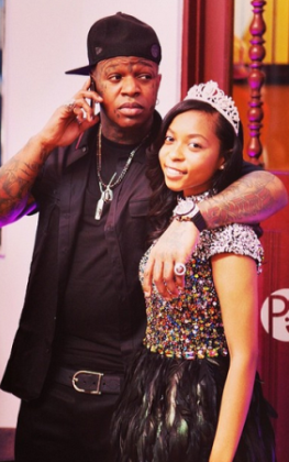 Birdman Buys his Daughter a 2014 G Wagon for her 16th ...