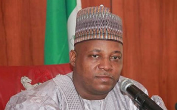Gov. Shettima Visits Bama Town, Commends Security Forces