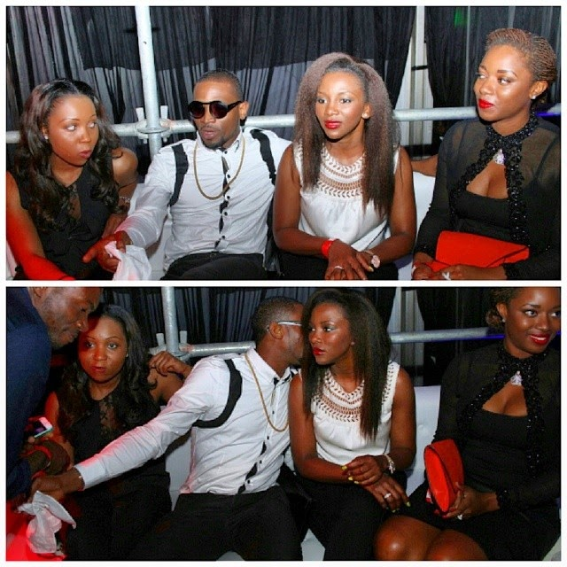 dbanj and genevieve relationship problems