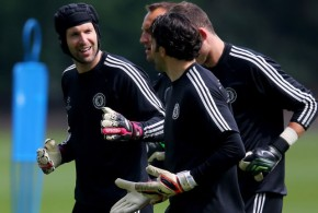 Peter Cech Joins, Mark Schwarzer and Hillario for Pace.