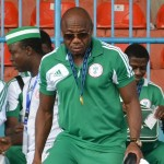 Coach Emmanuel Amuneke Not Satisfied With Eaglets' Performance.