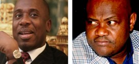 Wike's Threat To Probe Me, Ploy To Negotiate Soft-Landing, Says Amaechi