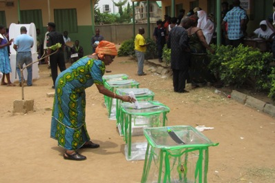 free and fair elections in nigeria The history of democratic elections in nigeria especially ones that would be  adjudged and accepted by the electorates as free and fair had.